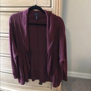 Gap Cradigan Sweater
